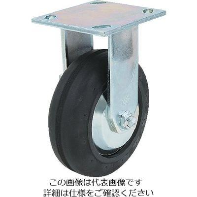 スガツネ工業(SUGATSUNE) 重量用キャスター径152固定D(200-133-479) SUG-31-406R-PD 1個 305-3598 (直送品)