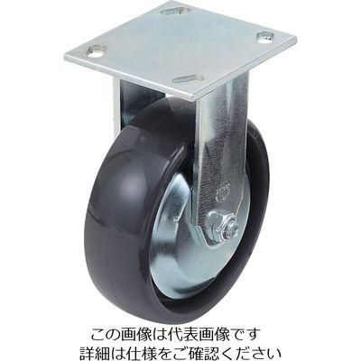 スガツネ工業(SUGATSUNE) 重量用キャスター径152固定SE(200-133-390) SUG-31-406R-PSE 305-3601 (直送品)