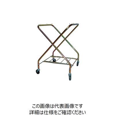 山崎産業(YAMAZAKI) コンドル (回収用カート)ダストカートY-1 小(フレーム) CA391-00SX-MB 1台 225-8382 (直送品)