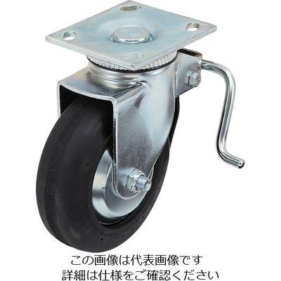 重量用キャスター径152自在ブレーキ付D(200-133-471) SUG-31-406B-PD 1個 305-3555 (直送品)