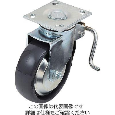 重量用キャスター径152自在ブレーキ付SE(200-133-383 SUG-31-406B-PSE 305-3563 (直送品)