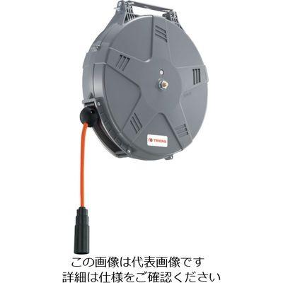 三協リール TRIENS エアーホースリール 内径8mm×15m SHR-35Z 1個 327-2109 (直送品)