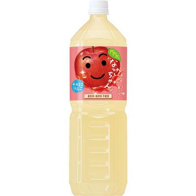 なっちゃんりんご ペット 1.5L 1本