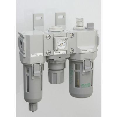 CKD(シーケーディー) モジュラータイプセレックスFRL 2000シリーズ C2000-10-W-F1 1個 376-8511 (直送品)