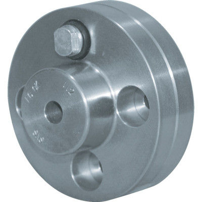 イノテック(INNOTECH) カネミツ フランジ形たわみ軸継手CL呼び径200 CL200SET 1個 385-4027 (直送品)