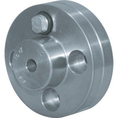 イノテック(INNOTECH) フランジ形たわみ軸継手CL呼び径125 CL125SET 1個 385-3900 (直送品)