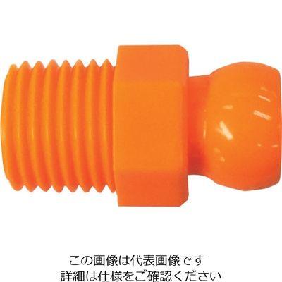 日機 クーラントシステム1/4 コネクター PT1/4 4個入 82026 1袋(4個) 387-2831 (直送品)