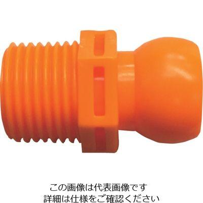 日機 クーラントシステム1/2 コネクター PT1/2 (4個入) 84045 1袋(4個) 387-2963 (直送品)