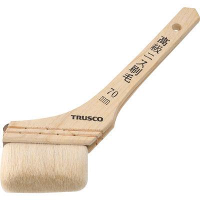 トラスコ中山(TRUSCO) TRUSCO 高級ニス刷毛 30号 TPB-423 1本 254-8496 (直送品)