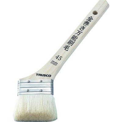 トラスコ中山(TRUSCO) TRUSCO 金巻万能刷毛 20号 TPB-368 1本 254-8267 (直送品)