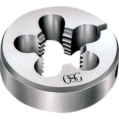 オーエスジー(OSG) ねじ切り丸ダイス 50径 M22X2.5 46263 RD-50-M22X2.5 1本 202-2435 (直送品)