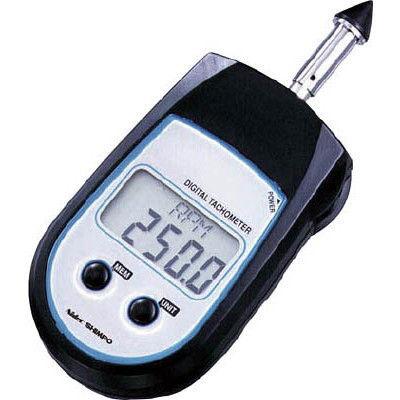 日本電産シンポ 回転速度計/接触タイプ EE-1B 1台 321-3498 (直送品)
