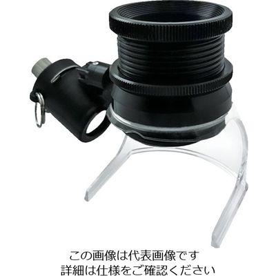 京葉光器 リーフ ワイドフィールドアクロ(LED WF-04/LED 1個 272-0621 (直送品)