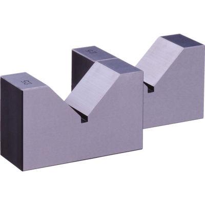 ユニセイキ 焼入Vブロック 50mm HV-50 1組(2個) 311-3272 (直送品)