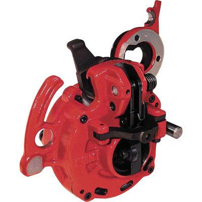 レッキス工業(REX) 自動オープン転造ヘッド 32A SRH32A 1台 270-0221 (直送品)