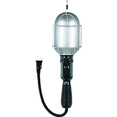 畑屋製作所 補助コードハンドランプ 100W用(電球なし) 2Pコンセント付 CM-0 1台 370-2910 (直送品)