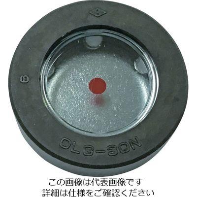 武蔵オイルシール工業 オイルレベルゲージ OLG-30A 1個 310-3030 (直送品)
