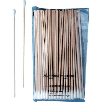 日本綿棒 JCB 工業用綿棒A6-100J (100本入) A6-100J 1袋(100本) 298-1394(直送品)