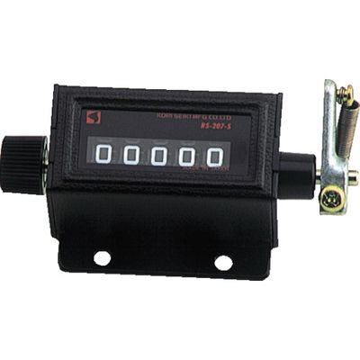 古里精機製作所 カウンタ小型RS型 RS207-4 1個 101-6300(直送品)