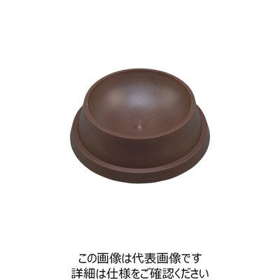 アイテック(AiTec) キャストップ 50MM双輪キャスター用 茶 (4個入) KGH-77 1パック(4個) 387-4273 (直送品)
