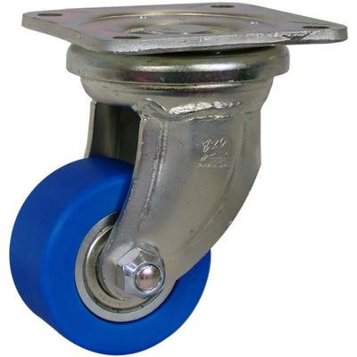 シシクSISIKUアドクライス(株 シシク 低床超重荷重用キャスター 80径ユニクロメッキ MC車輪 DHJ80UMC 1個 353ー5011 (直送品)