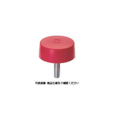 三星産業貿易 イーグルスターノブ 小一郎 M5×20 赤 (1個=1袋) ESK21-M5X20-R-P 1個 363-2610 (直送品)