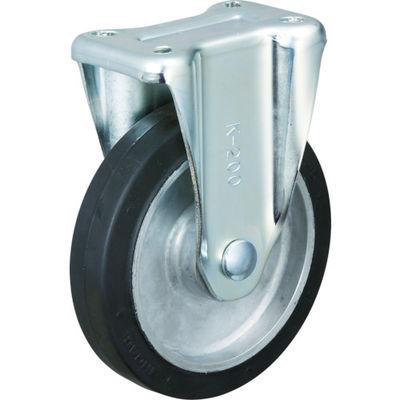 イノアック車輪(INOAC) 牽引台車用キャスター 固定金具付 Φ125 TR-130AWK 1個 384-7497 (直送品)