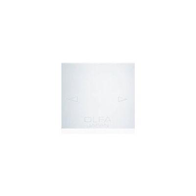 オルファ OLFA Tー25替刃(鉄の爪25ミリ替刃)10枚入ポリシース XB7 1セット(10枚:10枚入×1パック) 360ー7364 (直送品)