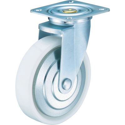 特殊鋼 熱処理金具 自在 ナイロンB車 100mm 420YS-NRB100-BAR01 392-9663 (直送品)