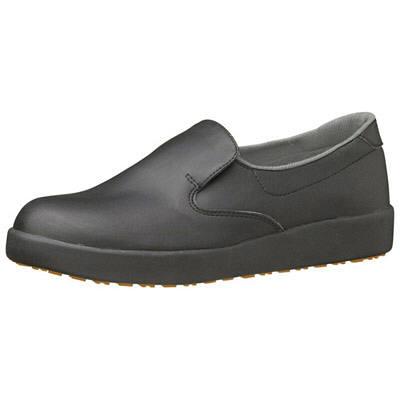 ミドリ安全 ハイグリップ作業靴H-700N 23.5cm ブラック SKT4317 (取寄品)