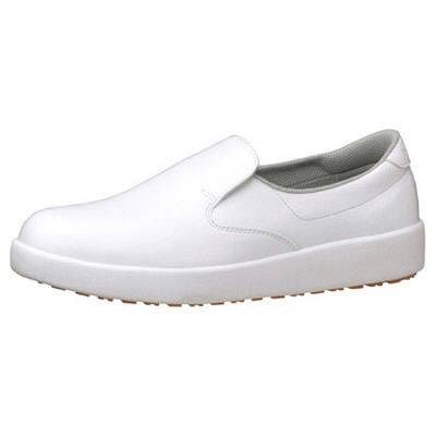 ミドリ安全 ハイグリップ作業靴H-700N 27.5cm ホワイト SKT4356 (取寄品)