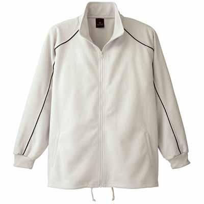 AITOZ(アイトス) ブリスタージャケット(男女兼用) シルバー 3L AZ2870-004 (直送品)