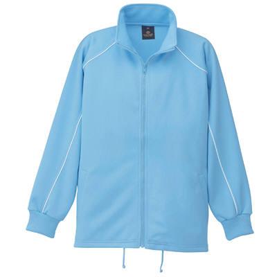アイトス ブリスタージャケット(男女兼用) AZ2870‐007 サックス LL (直送品)