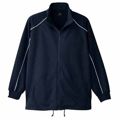 AITOZ(アイトス) ブリスタージャケット(男女兼用) ネイビー LL AZ2870-008 (直送品)