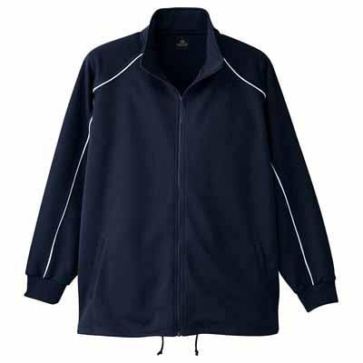 AITOZ(アイトス) ブリスタージャケット(男女兼用) ネイビー 3L AZ2870-008 (直送品)
