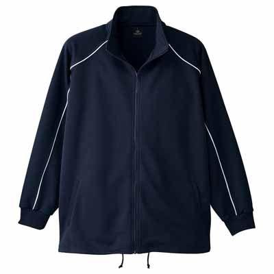 ブリスタージャケット(男女兼用) AZ2870‐008 ネイビー 4L (直送品)