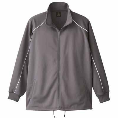 AITOZ(アイトス) ブリスタージャケット(男女兼用) チャコールグレー LL AZ2870-044 (直送品)