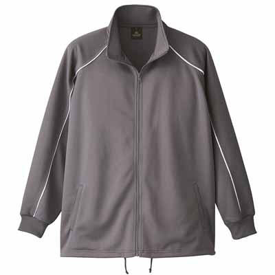 AITOZ(アイトス) ブリスタージャケット(男女兼用) チャコールグレー 3L AZ2870-044 (直送品)