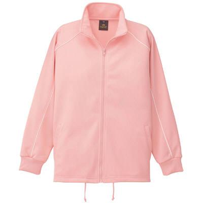 AITOZ(アイトス) ブリスタージャケット(男女兼用) ピンク 4L AZ2870-060 (直送品)