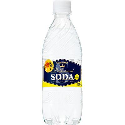 ソーダレモン 490ml 24本