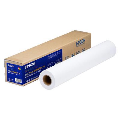 セイコーエプソン プロッタ用紙 ロール紙 MCマット合成紙 MCSP24R10