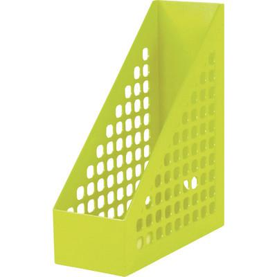 セキセイ PPボックスファイル A4タテ ライトグリーン SSS-1675-33 1箱(10個入)