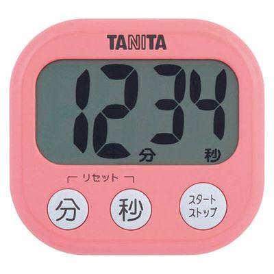 タニタ でか見えタイマー100分計ピンク