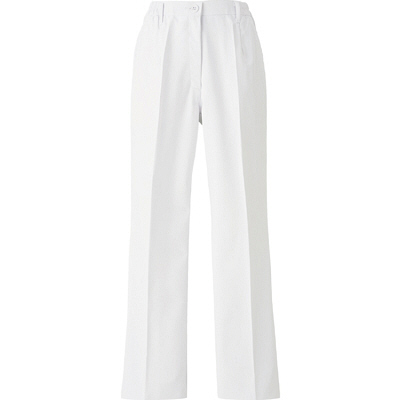 高浜ユニフォーム 女子 パンツ AN32211 オフホワイト M 1枚 (取寄品)