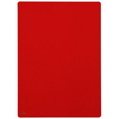 三菱鉛筆 下敷 赤 B5サイズ