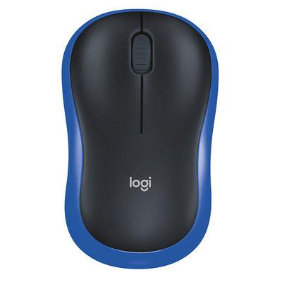 ロジクール 無線マウス M185ブルー
