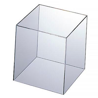アクリル キューブ型ディスプレイ15cm