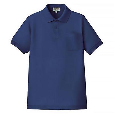 AITOZ(アイトス) ポロシャツ(男女兼用) ネイビー M AZ7615-008