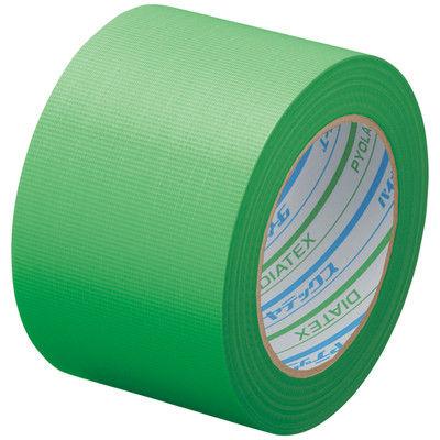 ダイヤテックス パイオランクロス粘着テープ 塗装養生用 グリーン 幅75mm×25m巻 Y-09-GR