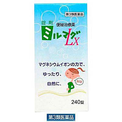 錠剤ミルマグLX 240錠